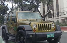 Jeep Wrangler Rubicon 2008 for sale