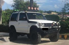 2001 mitsubishi pajero for sale
