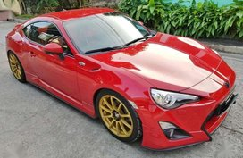 Toyota GT 86 Aero 2014 AT FOR SALE