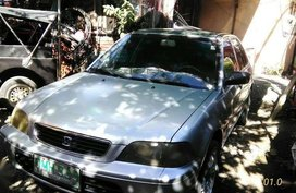 SELLING Honda City exi manual 98 model