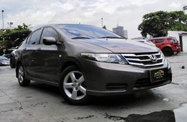 2012 Honda City 1.3 A/T Gas for sale