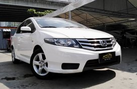 2012 Honda City 1.3 S A/T Gas for sale