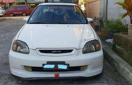 Honda Civic 97 MT LXI White