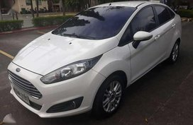 2014 Ford Fiesta Sedan Matic FOR SALE