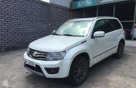 Grab Ready 2016 Suzuki Grand Vitara A/T