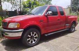 1999 Ford F150 V6 4x2 FOR SALE