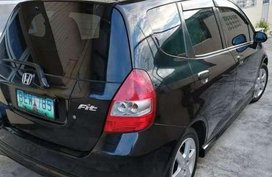 Honda Fit Black Automatic 2002