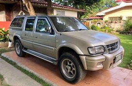 Isuzu Fuego 28L 2003 4X4 MT Sports Edition