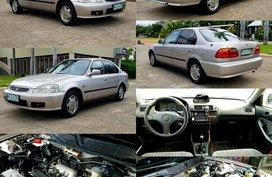 Honda Civic Vti SiR Body 99 Model for sale