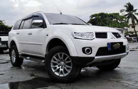 2013 Mitsubishi Montero GLSV A/T Diesel for sale