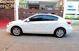 2013 Mazda 3 AT 37tkms Full Casa