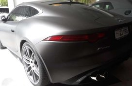 2015 jaguar F type  for sale