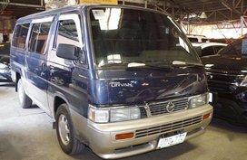 2013 Nissan Urvan Escapade for sale
