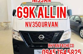 Nissan Nv350 Urvan 15 Seater MT 2018 for sale