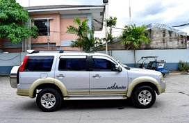 2008 Ford Everest 4x2 AT 468t Nego Batangas Area ₱ 468,000