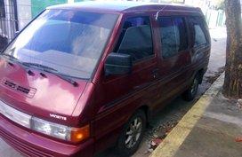 1996 Nissan Vanette sxg for sale