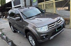 Selling Mitsubishi MONTERO GLX 2014
