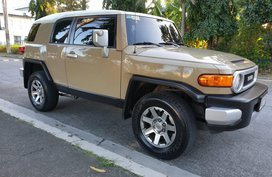 Toyota FJ Cruiser 2015 4x4 Automatic Casa Maintained