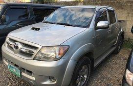 Toyota Hilux 3.0G 4X4 Manual Diesel 2008