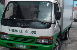 Reffer Van 1998 Isuzu Ivan for sale