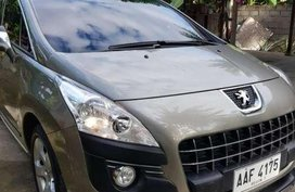 2014 Peugeot 3008 for sale