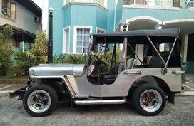 Mitsubishi Jeep Full Stainless for sale