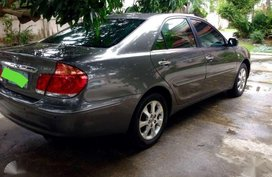 toyota camry 2.4v 2005 for sale