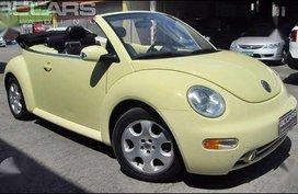 2005 Volkswagen New Beetle for sale