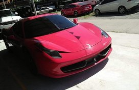 2011 Ferrari 458 Italia for sale