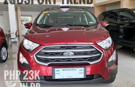 2018 FORD EcoSport Promotion