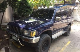 Toyota Hilux Surf 1996 model Turbo Diesel 1KZ-TE 3.0