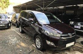 2017 Toyota Innova 2.8E automatic diesel REDUCE PRICE