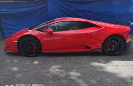 2016 Lamborghini Huracan Lp 610-4 FOR SALE