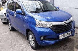 2016 Toyota Avanza E 1.3 Gas MT FOR SALE