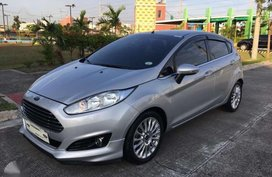 Ford Fiesta S Ecoboost 1.0 2014 Model