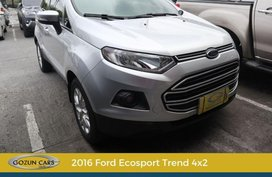 2016  Ford Ecosport Trend for sale