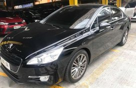 2014 Peugeot 508 gt diesel 22 ltr FOR SALE