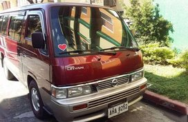 Nissan Urvan Escapade 2015 model Fresh in and out