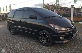 2002 Toyota Previa AT Open for swap