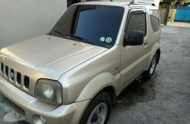 Suzuki Jimny 2003 Manual Transmission