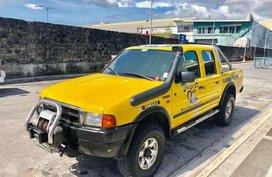 2001 Ford Ranger Pinatubo Edition 4x4 MT
