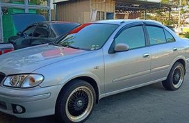 Nissan Sentra exalta 2002 model Automatic good shifting