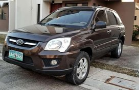 Kia Sportage Automatic CRDI Diesel Local Cebu 2009