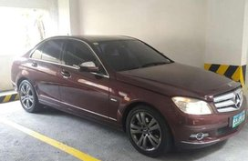 2007 Mercedes Benz C200 Kompressor FOR SALE