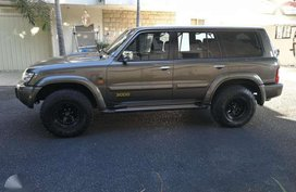 NISSAN Patrol 2005 4x4 automatic FOR SALE