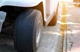 How to survive driving on bald tires?