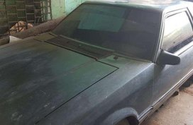 Ford Mustang Model 1987 for sale