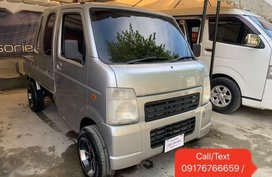 Suzuki Multicab Pick-up 4x4 Latest Model EFI AIRCONDITION
