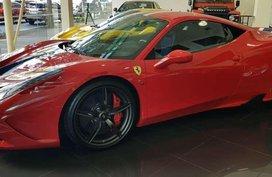 2018 Ferrari 458 Speciale FOR SALE