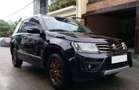 2017 Suzuki Grand Vitara Automatic Black